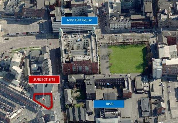 Thumbnail Land for sale in Fountain Centre, College Street, Belfast
