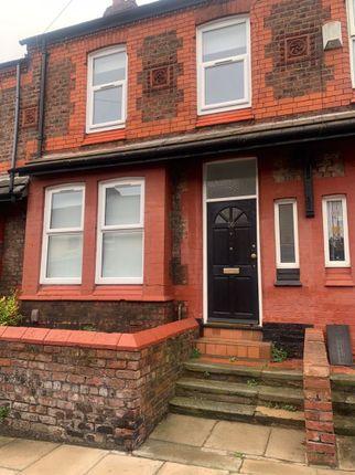 Thumbnail Terraced house to rent in Sherlock Lane, Wallasey