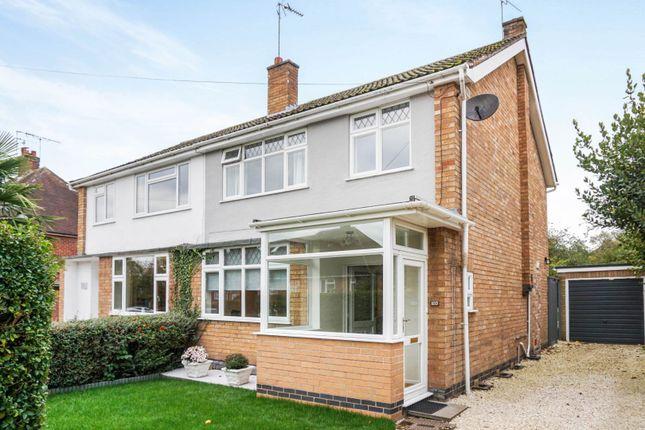 Semi-detached house for sale in Edmondscote Road, Leamington Spa