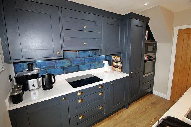 Kitchen of South Drive, Llantrisant, Pontyclun, Rhondda, Cynon, Taff. CF72