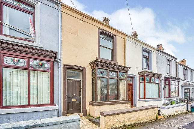 Front of Ennerdale Road, Cleator Moor, Cumbria CA25