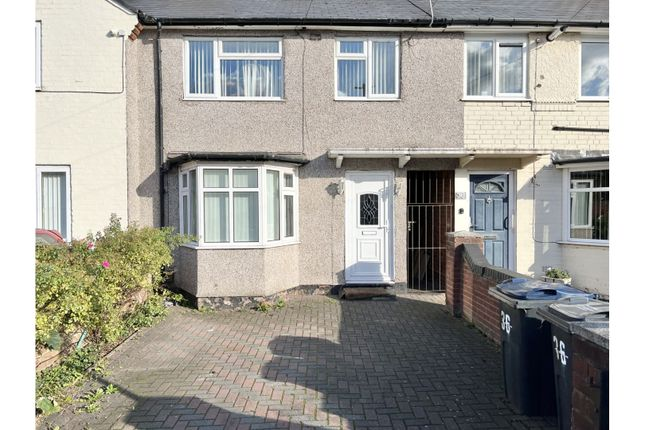 4 bed terraced house to rent in Lyndon Road, Birmingham B33