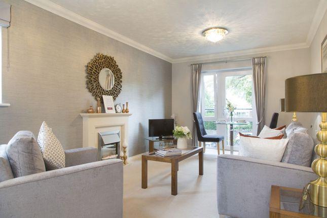 Thumbnail Flat for sale in Sachs Lodge Asheldon Road, Torquay