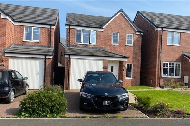 Thumbnail Detached house for sale in Links Crescent, Seascale