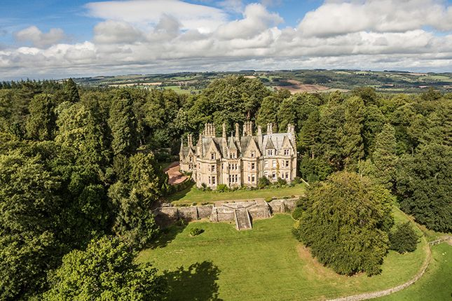 Thumbnail Country house for sale in West Wing, Dukes House, Hexham, Northumberland