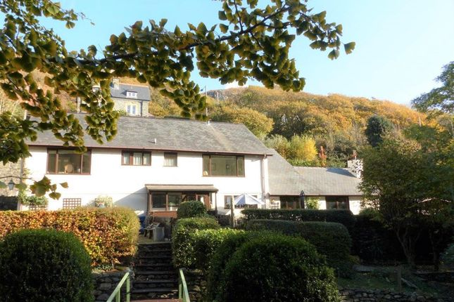 Thumbnail Detached house for sale in Brook House, Llanaber Road, Barmouth