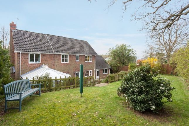 Thumbnail Detached house for sale in Harry Daniels Close, Wymondham