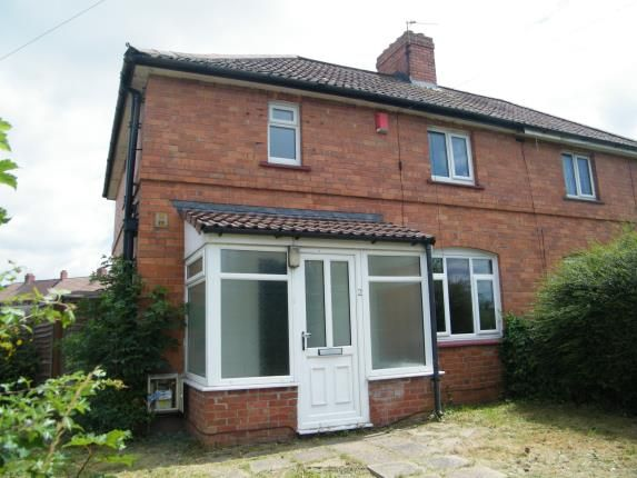 Thumbnail Semi-detached house for sale in Coleford Road, Bristol, Somerset