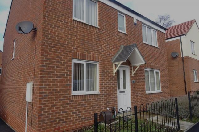 Thumbnail Detached house to rent in Chestnut Street Walsall, West Midlands