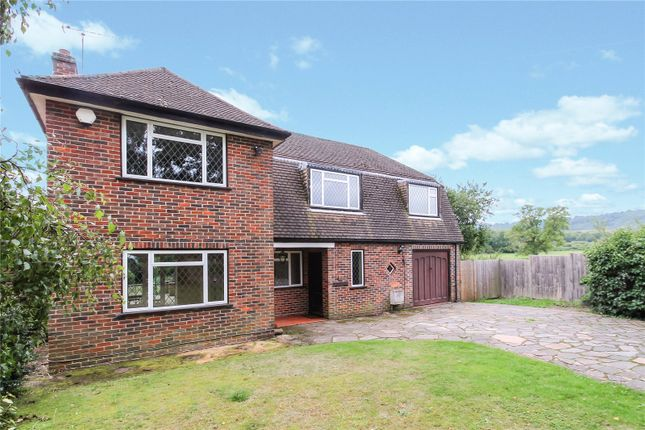 Thumbnail Detached house for sale in Wheeler Avenue, Oxted