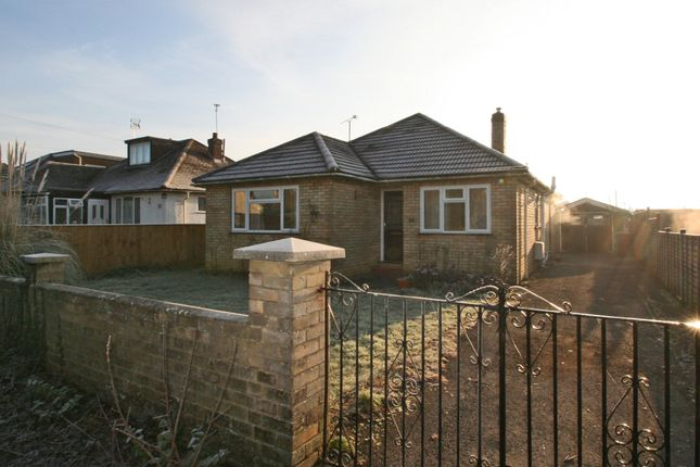 Thumbnail Detached bungalow to rent in Mayfield Road, Farmoor, Nr Oxford