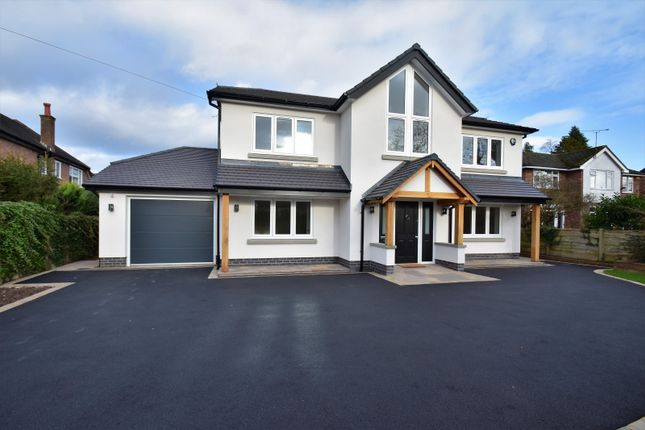 Thumbnail Detached house for sale in Southern Crescent, Bramhall, Stockport