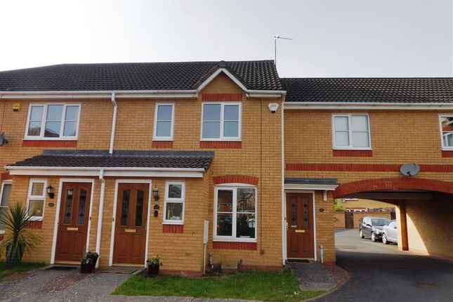 Thumbnail Town house to rent in Finmere Way, Shirley, Solihull