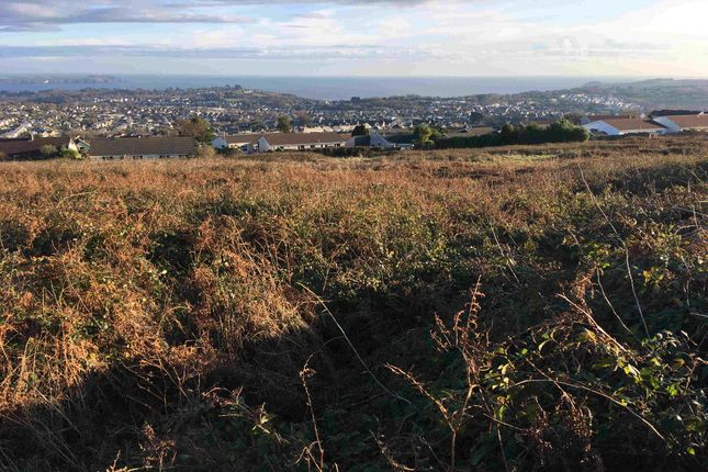 Thumbnail Land for sale in Ropehaven Road, St Austell