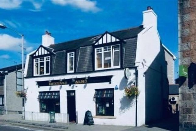 Thumbnail Restaurant/cafe for sale in Inverurie, Aberdeenshire