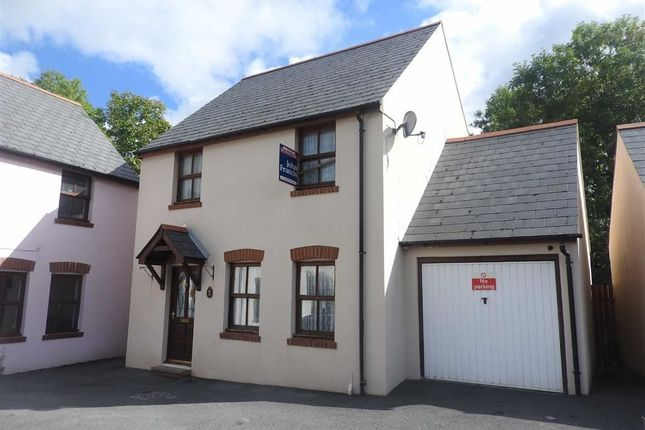 Thumbnail Detached house for sale in Maes Y Neuadd, Cilgerran, Cardigan