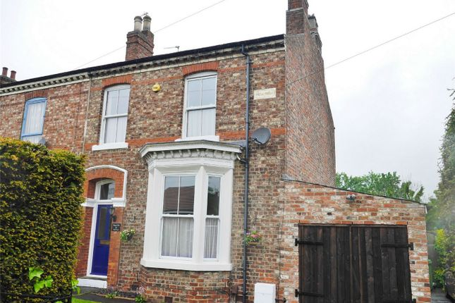 Thumbnail Semi-detached house for sale in Huntington Road, York