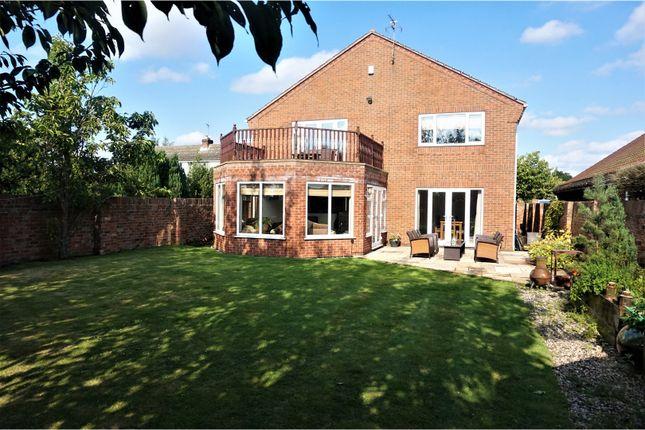 Thumbnail Detached house for sale in Sandholme Road, Brough