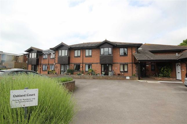 Thumbnail Flat for sale in Oakland Court, Goring Street, Goring-By-Sea, West Sussex
