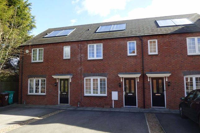 Thumbnail Terraced house to rent in Beaumont Square, Wollaton