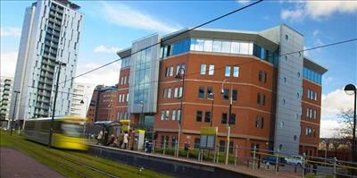 Thumbnail Office to let in The Alexandra, Mediacityuk, The Quays, Salford Quays