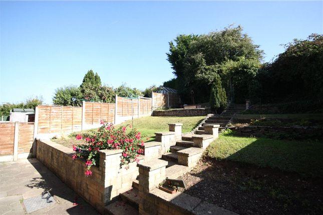 Rear Garden of Birchfield Close, Worcester, Worcestershire WR3