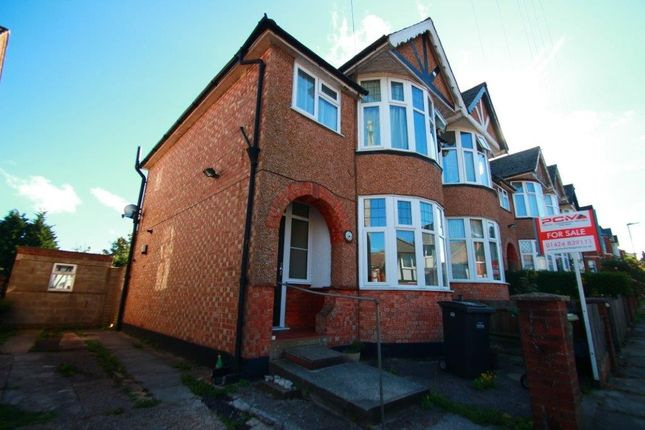 Thumbnail Semi-detached house to rent in Burry Road, St. Leonards-On-Sea