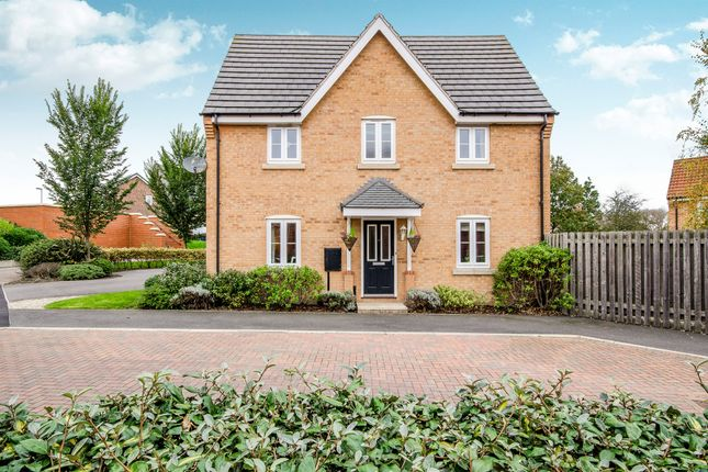 Thumbnail Link-detached house for sale in Bedale Road, Castleford