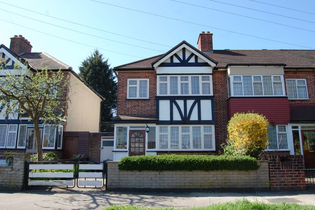 Thumbnail End terrace house to rent in Snakes Lane East, Woodford Green