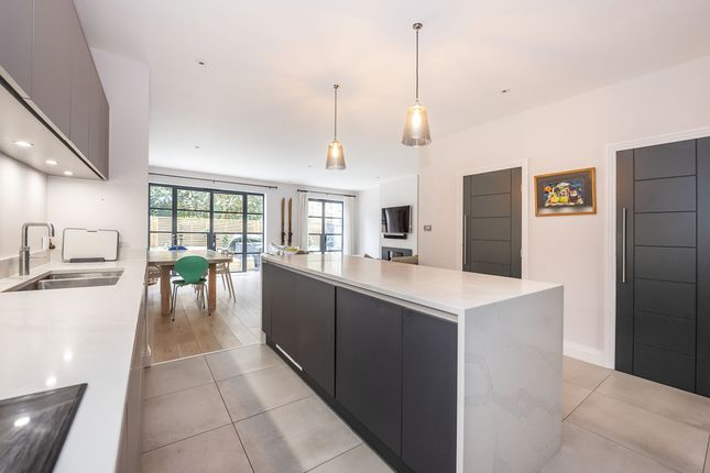 Thumbnail Detached house to rent in Copse Hill, London