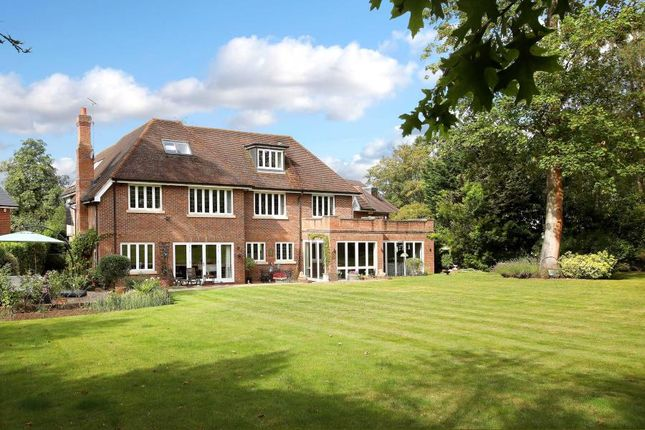 Thumbnail Property for sale in Heath Close, Virginia Water