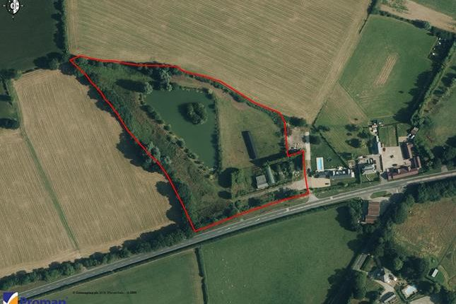Thumbnail Land for sale in Morgan's Farm, Chelmsford Road, Norton Heath, Ingatestone, Essex