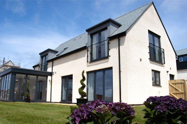 Thumbnail Detached house for sale in The View, Malborough, Kingsbridge, Devon