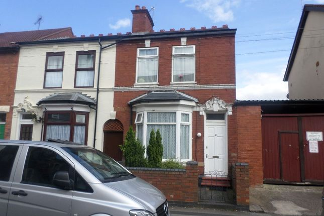 Thumbnail Terraced house for sale in Sycamore Road, Smethwick