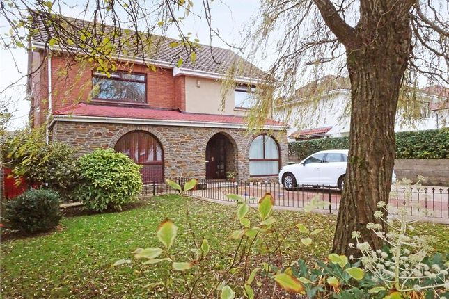 Thumbnail Detached house for sale in Danygraig Avenue, Newton, Porthcawl