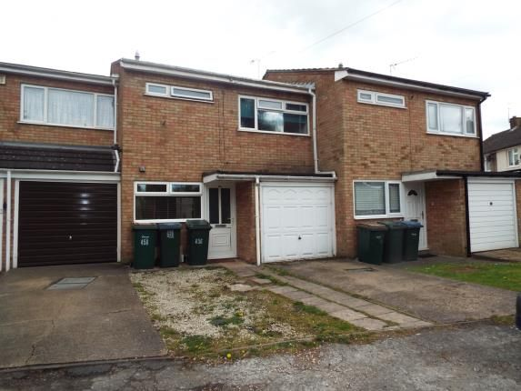 Thumbnail Terraced house for sale in St. James Lane, Coventry, West Midlands