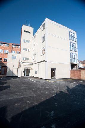 Thumbnail Flat to rent in St. Edmunds Road, Abington, Northampton