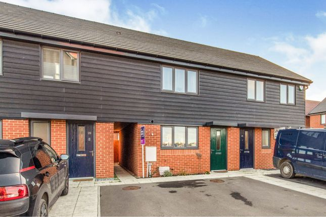 Front of Hardy Close, Queenborough, Sheerness ME11