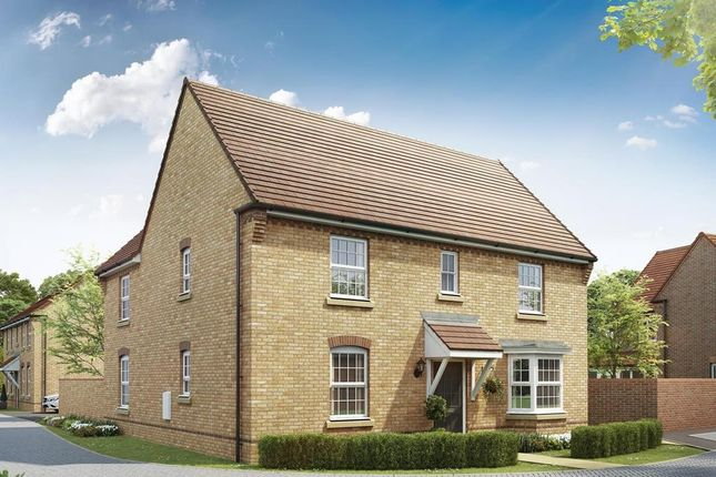 """4 bed detached house for sale in """"Cadleigh"""" at Titchener Way, Hook RG27"""