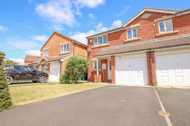 Thumbnail Semi-detached house for sale in Torcross Way, Redcar