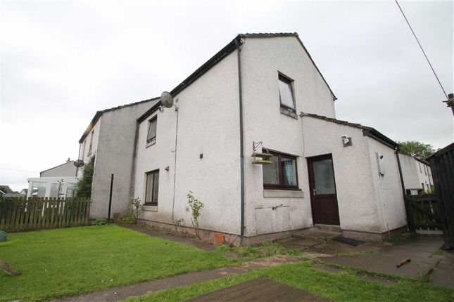 Thumbnail Terraced house for sale in Forgeholm, Canonbie, Dumfries & Galloway