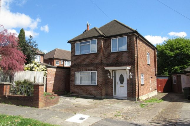 Thumbnail Detached house for sale in Wynchgate, Harrow