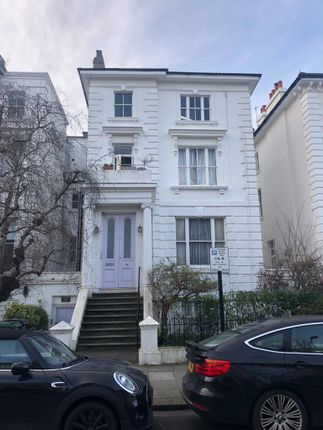External of Buckland Crescent, London NW3