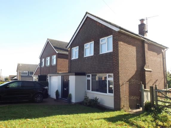 Thumbnail Detached house for sale in Wickford, Essex, Uk