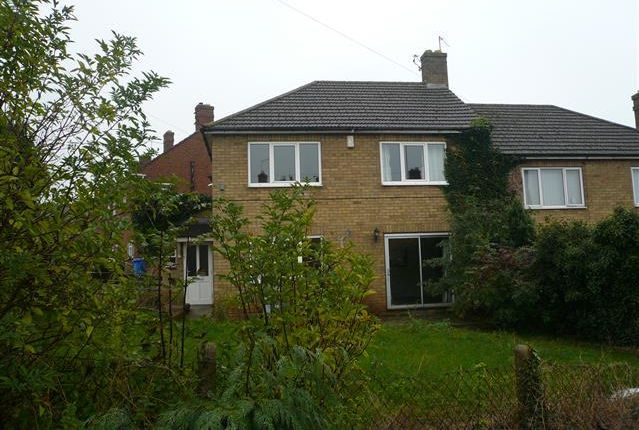 3 bed semi-detached house to rent in Elizabeth Road, Rothwell, Kettering
