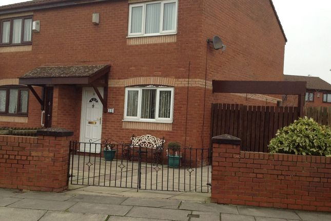 Thumbnail Property to rent in Church Grove, Seaforth, Liverpool