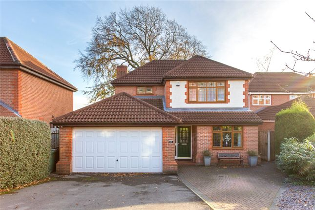 4 bed detached house for sale in Woodlea Lane, Meanwood, Leeds, West Yorkshire