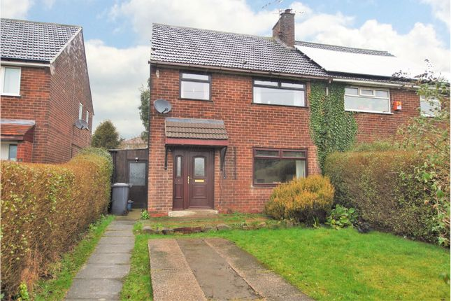 Thumbnail Semi-detached house for sale in Crownhill Road, Brinsworth, Rotherham