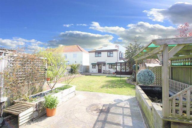 Thumbnail Semi-detached house for sale in Lower Sands, Dymchurch, Romney Marsh