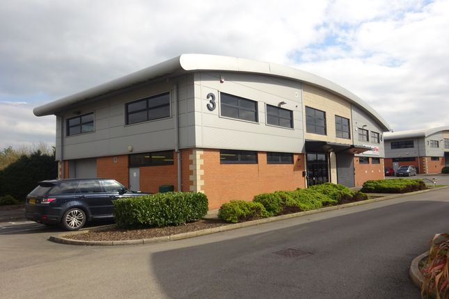 Thumbnail Industrial to let in Unit 3 Carrera Court, Church Lane, Dinnington